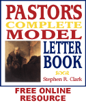 Free Online Resource For Pastors!